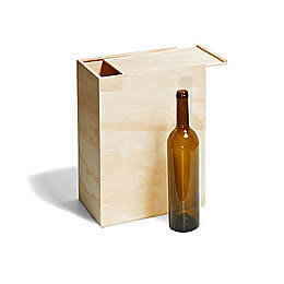 Caja 6 botellas vertical